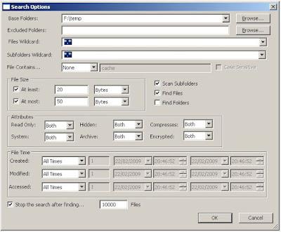 Cara Mencari File Duplikat