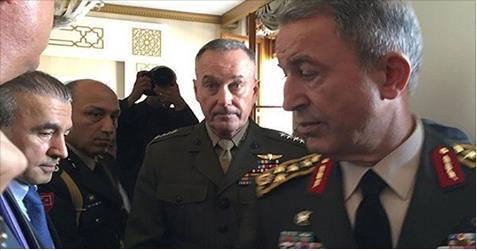 الدفاع الأمريكية تعلن التوصل إلى اتفاق طويلة المدى مع تركيا بخصوص الرقة