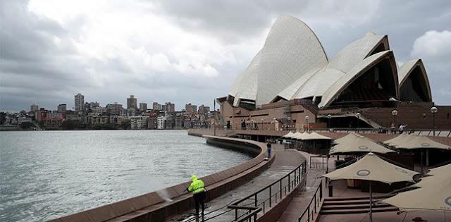 Tekanan Ekonomi China Buat Australia 'Terpaksa' Buka Bisnis Di Tengah Pandemik Covid-19