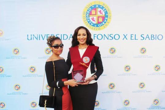 Lady Bianca Ojukwu,