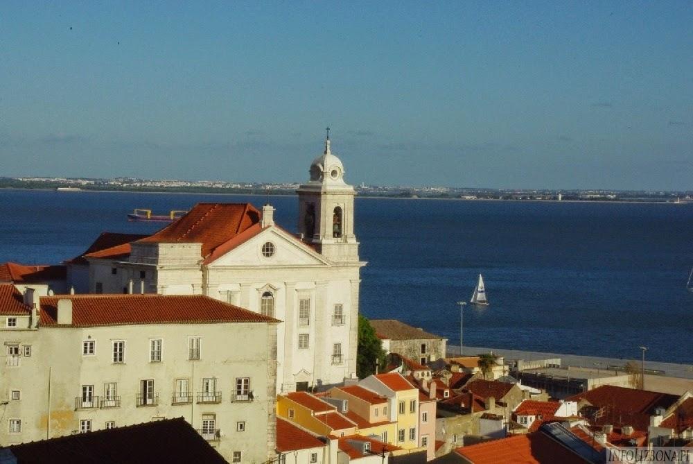 Przewodnik po Portugalii: Lizbona - najważniejsze i najciekawsze zabytki portugalskiej stolicy [Mapa + Zdjęcia]
