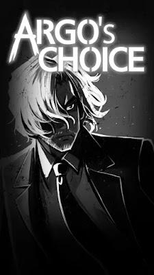Argo's Choice Visual novel noir adventure story