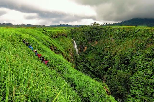 The Hidden Daday Falls of Alamada