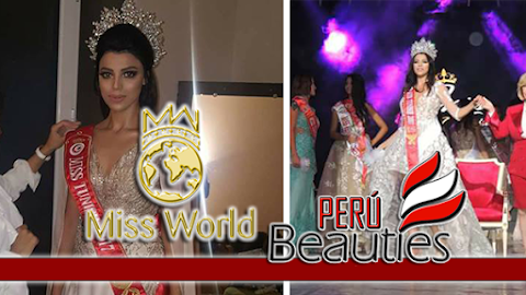 Miss World Tunisia 2017 / 2018