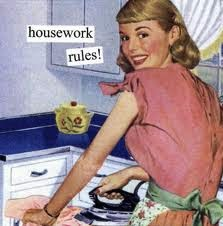 50's Housewife Fascination