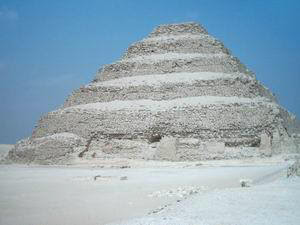 Pyramids of Saqqara