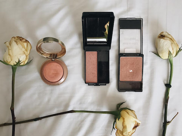 Top 3 Favorite Drugstore Blushes