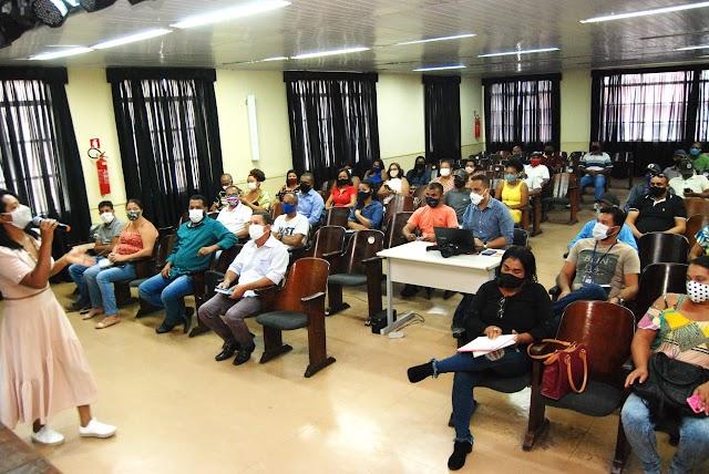 Prefeito Tiago Dias se reúne com líderes Distritais para falar sobre. Associativismo fortalecido, e Zona Rural representada