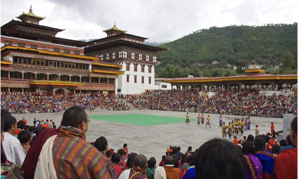 bhutan travel destination ideas