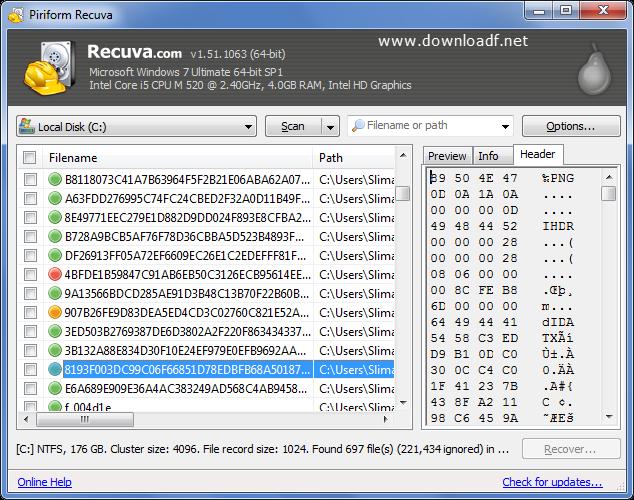 free download recuva full version with crack