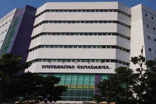 Sejarah Universitas Gunadarma
