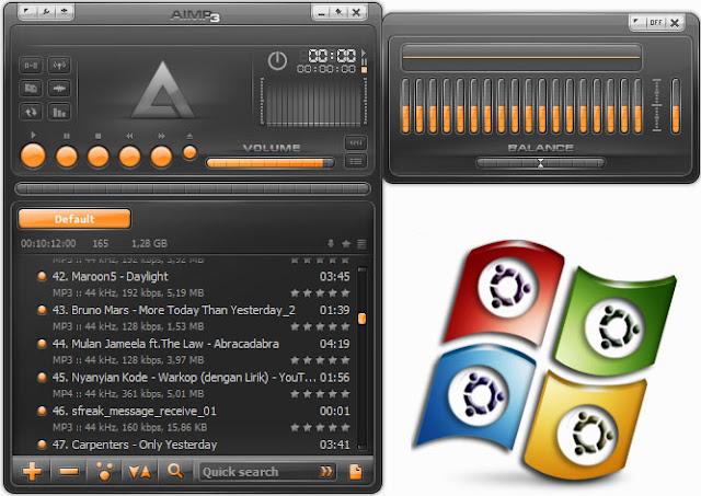 Download AIMP Music Player 3.5 Terbaru Full Version