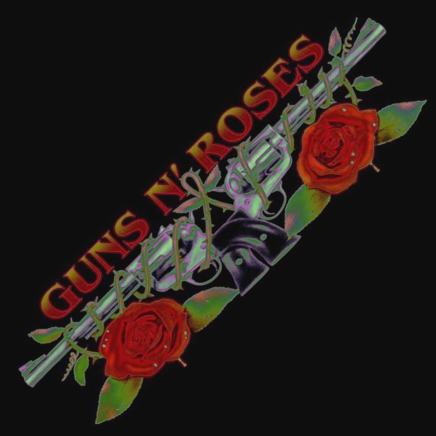 What If - Misc: Guns N' Roses - Gn'R - 1986