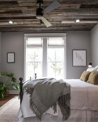 schlafzimmer design grau