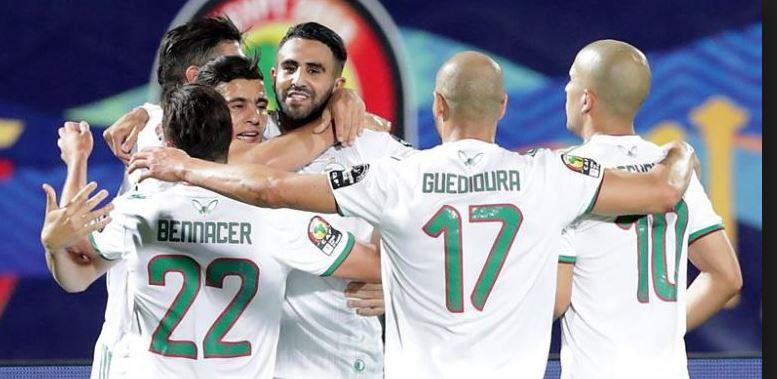 نتيجة مباراة الجزائر ونيجيريا اليوم الاحد بتاريخ 14-07-2019 كأس الأمم الأفريقية