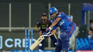 DC vs KKR 25th Match IPL 2021 Highlights