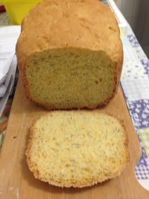 Pão de Cenoura