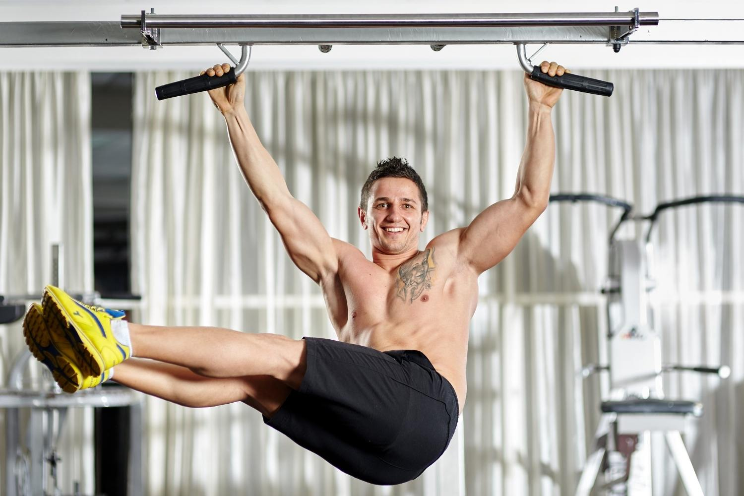 Strength Training At Home without Weights