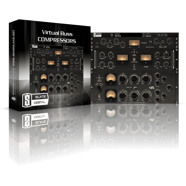 Slate Digital Virtual Buss Compressors v1.2.14.5 Full version
