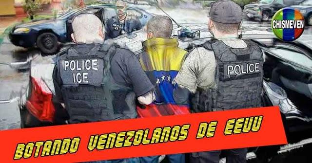 Biden ordena botar de Estados Unidos a Venezolanos que tengan solicitud de TPS