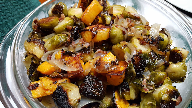 The Best Oven-Roasted Brussels Sprouts