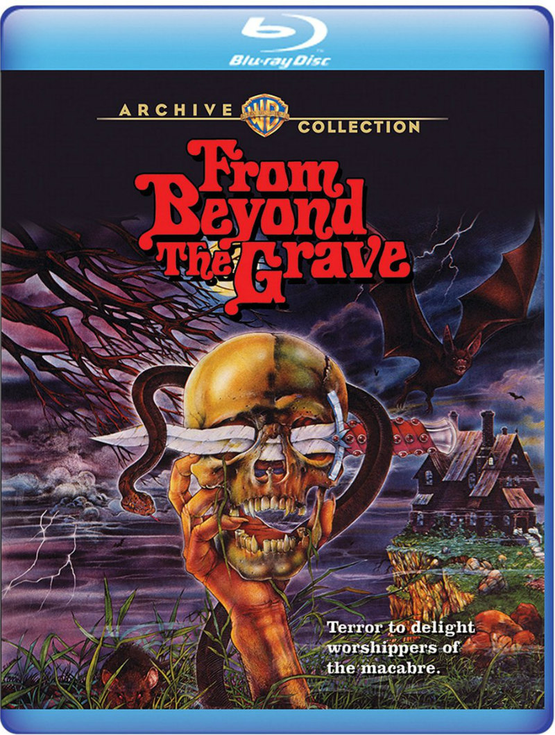 from beyond the grave bluray