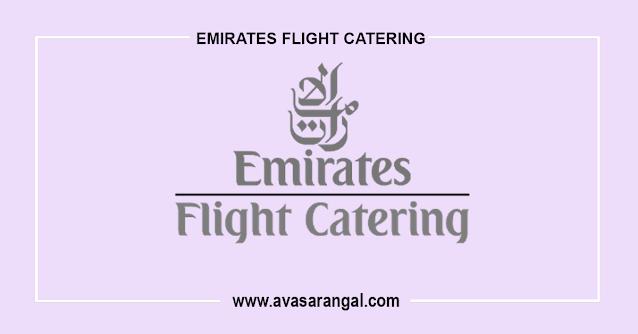 Career at Emirates Flight Catering.
