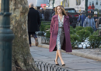 Sarah Jessica Parker as Frances in HBO's 'Divorce.' Photo: Craig Blankenhorn/HBO
