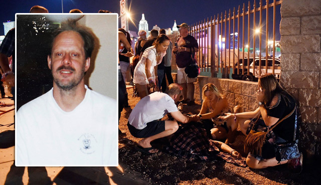 Las Vegas Gunman identified as Stephen Paddock has NO Criminal Record