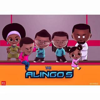 psquare cartoon the alingos