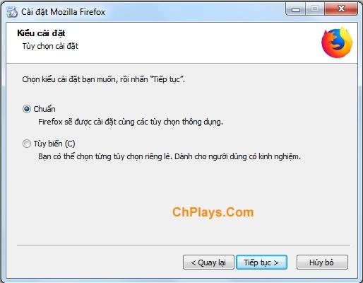 Hướng dẫn cài đặt Firefox tiếng Việt 66.0.3 64bit mới nhất 2019 2