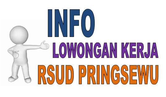 INFO LOKER Rumah Sakit Umum Daerah Pringsewu