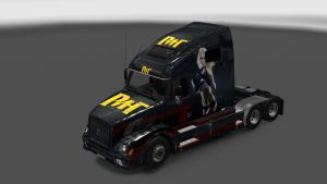 Everlast Skin for Volvo VNL 670