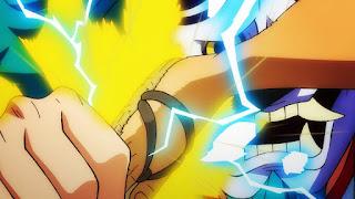 ワンピースアニメ991話 | ヤマト Yamato | ONE PIECE Beast Pirates