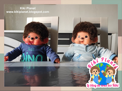 kiki Monchhichi lifestyle humour cute kawaii