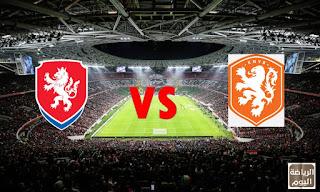 نتيجة المباراة بين المنتخبين التشيك  و هولندا ( يورو 2020 )  27/6/2021