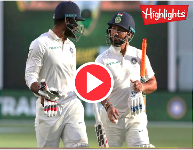 Highlights : WI vs IND 2nd Test; DAY-1 STUMP: India had score 264/5