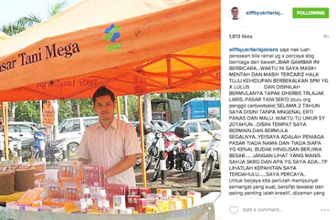 Dato' Aliff Syukri Dedah Rahsia & Teknik Berniaga 'Zero to Hero'