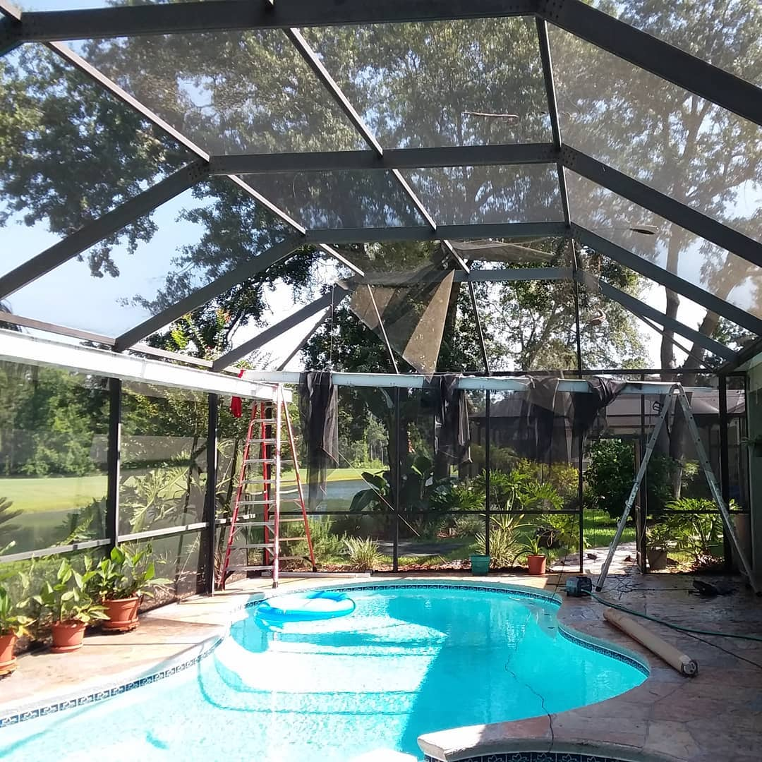 Here Your Search is end for Swimming Pool Screen Enclosure ...