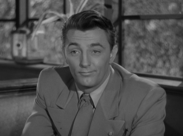 Robert Mitchum in Till the End of Time (1946)