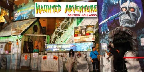 Haunted+Adventure+Genting+Highland
