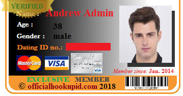 OFFICIAL HOOKUP ID: FREE HOOKUP ID BADGE VERIFICATION
