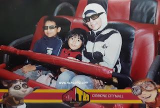Pengalaman Nonton Film Pendek Funtasi 4D di Cibinong City Mall
