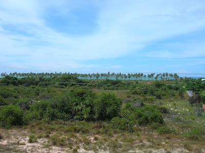 Linha Verde, Estrada do Coco, Brasil, La vuelta al mundo de Asun y Ricardo, round the world, mundoporlibre.com