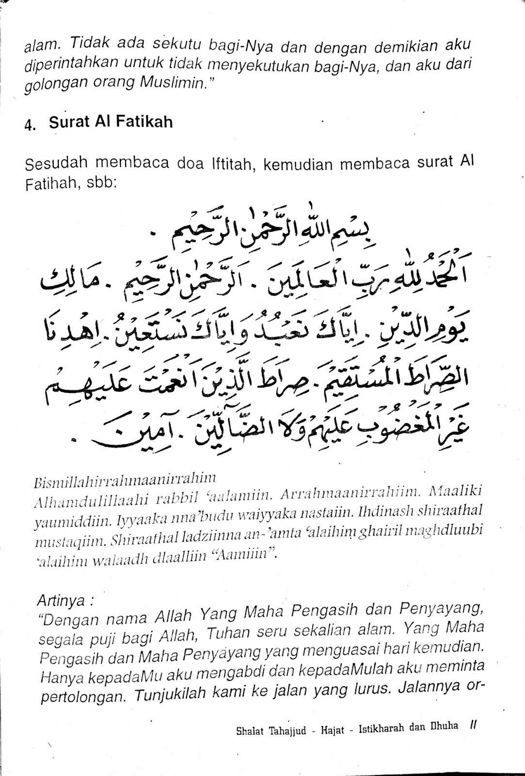 Tata Cara Shalat Tahajud Dan Bacaannya, Lengkap Dengan ...