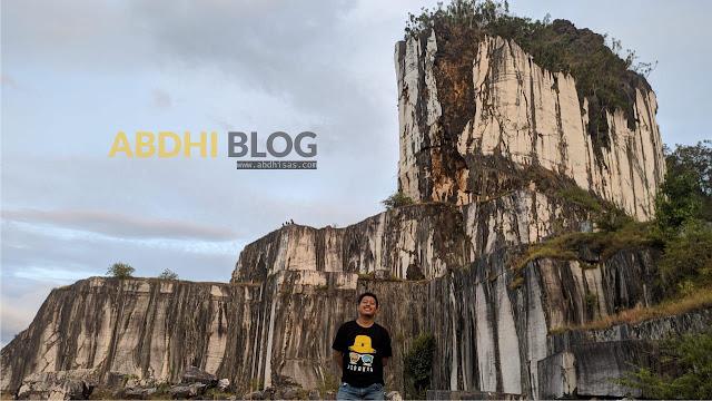 Bukit Marmer Peokang dan Danau Hijau Balocci, Keindahan Alam dengan Pungli Ugal-ugalan