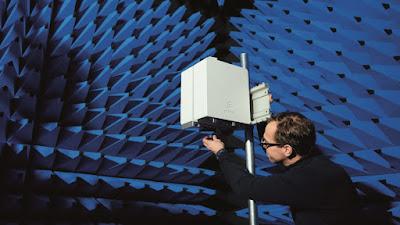 Pemasangan alat Ericsson
