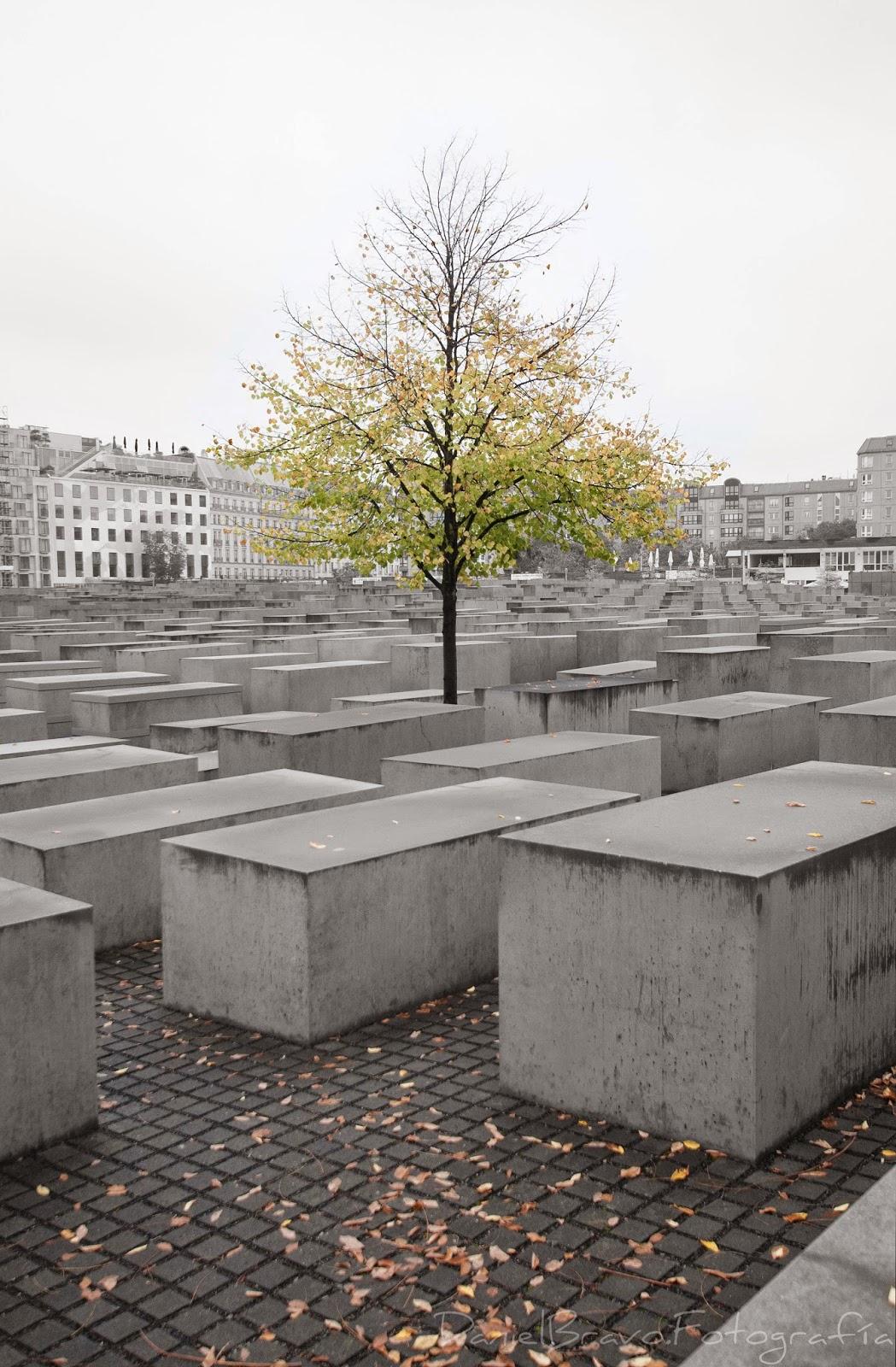 Mausoleo al Holocausto, Berlín, bloques de cemento, monumento a los judíos en Berlín, Berlin