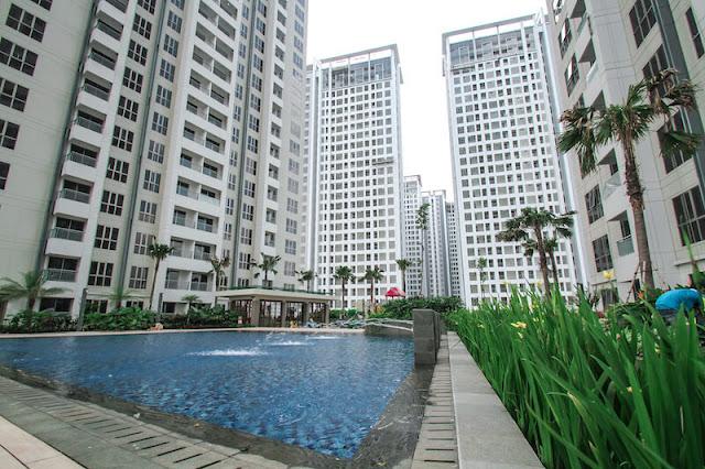 Cari apartemen M Town Residence