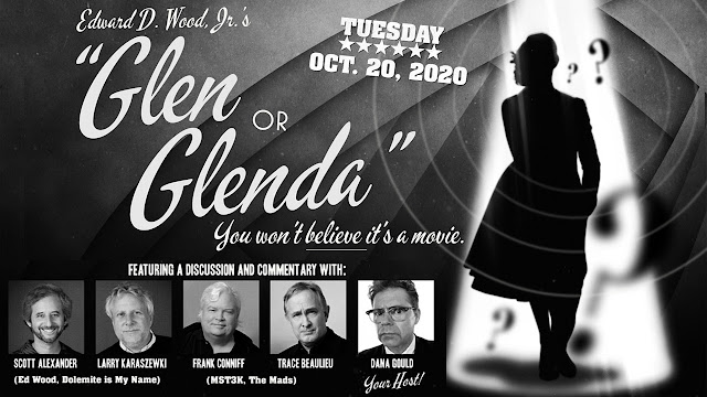 Sleepy Hollow International Film Festival Virtual 2020 Glen or Glenda